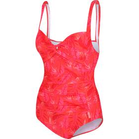 Regatta Sakari Costume Swimsuit Women, rosso